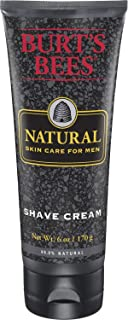 Burt's Bees Natural Skin Care for Men, Shave Cream, 6 Ounces