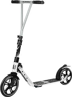 HUDORA BigWheel Generation V 230 stort hjul för tonåringar och vuxna