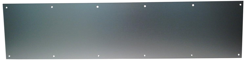 Don-Jo quality assurance 90 Metal Kick Plate Satin Aluminum 28