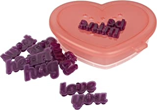 Sweet Creations Valentine's Day Heart Shaped Cookie Cutter