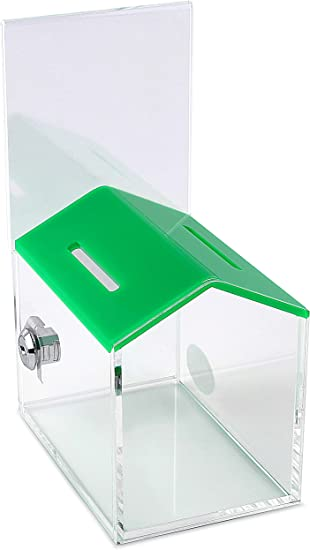 Office Products Mail & Suggestion Boxes Green MCB Animal Dog House ...