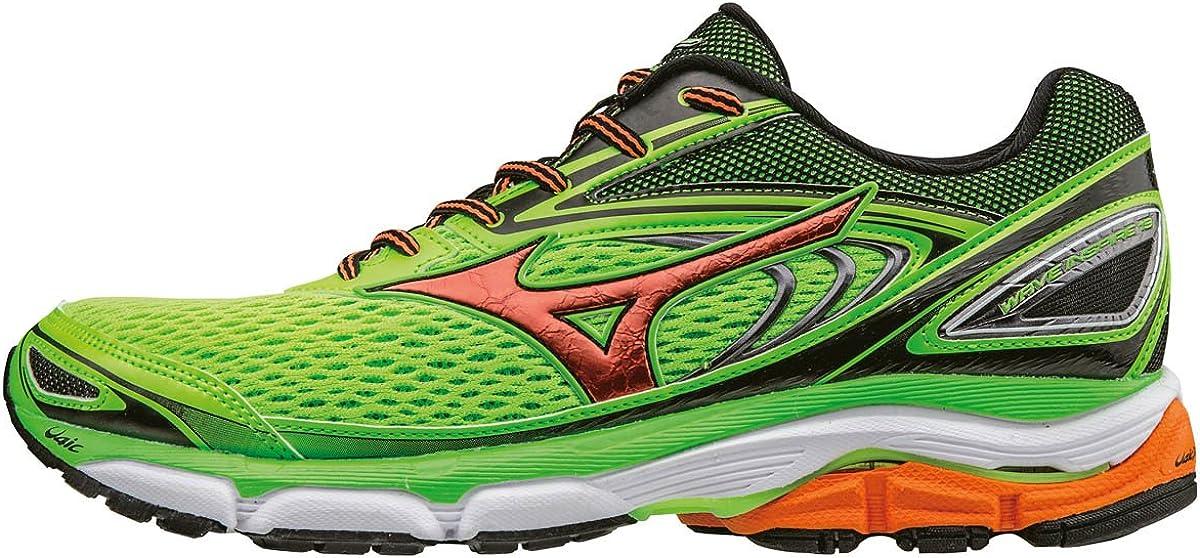 Bleu W Mizuno Wave Inspire 13 Chaussures de Running Entrainement Femme 40.5 EU