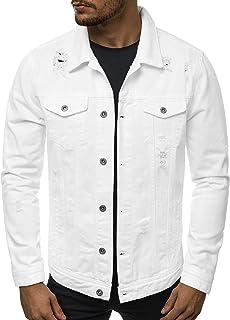 big sale 432e3 8b491 Suchergebnis auf Amazon.de für: weiße Jeansjacke