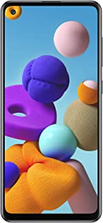 SAMSUNG Galaxy A21s ( Black, 4GB RAM, 64GB Storage)