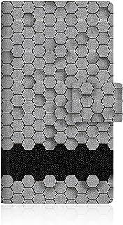 CaseMarket Amazon.co.jp 【手帳式】 CaseMarket PANTONE 6 (200SH) スリム ケース [ オプティカル イリュージョン スリム ダイアリー ]  200SH-VCM2D2217