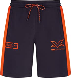 Red Bull Racing MAX Verstappen Driver Pantalones Cortos de Sudor, Niños - Official Merchandise