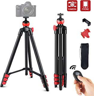 Powerfulline ZOMEI Mini Foldable Travel Tripod Ball Head Compact Holder for Phone DSLR Camera