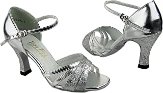 """Very Fine Dance Shoes 6030 (Competition Grade) 3"""" Heel"""