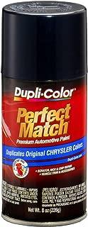 Dupli-Color BCC0406 Sapphire Blue Deep Metallic Chrysler Perfect Match Automotive Paint - Aerosol, 8. Fluid_Ounces