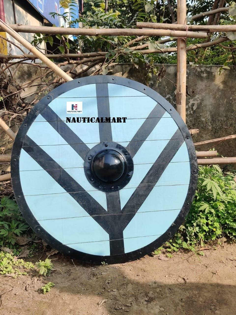 Popular brand in the world Nautical-Mart Renaissance Armor Viking Credence Shield Lagertha