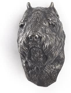 Bouvier Des Flandres, Dog Figure Hanging on the Wall, Limited Edition, Artdog