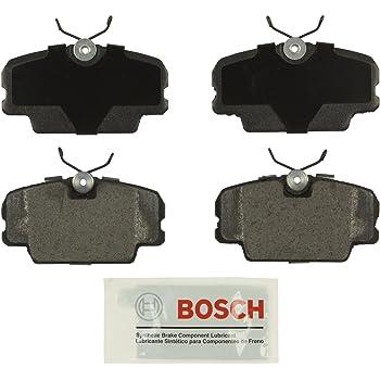 Bosch BP278 QuietCast Brake Pad Set