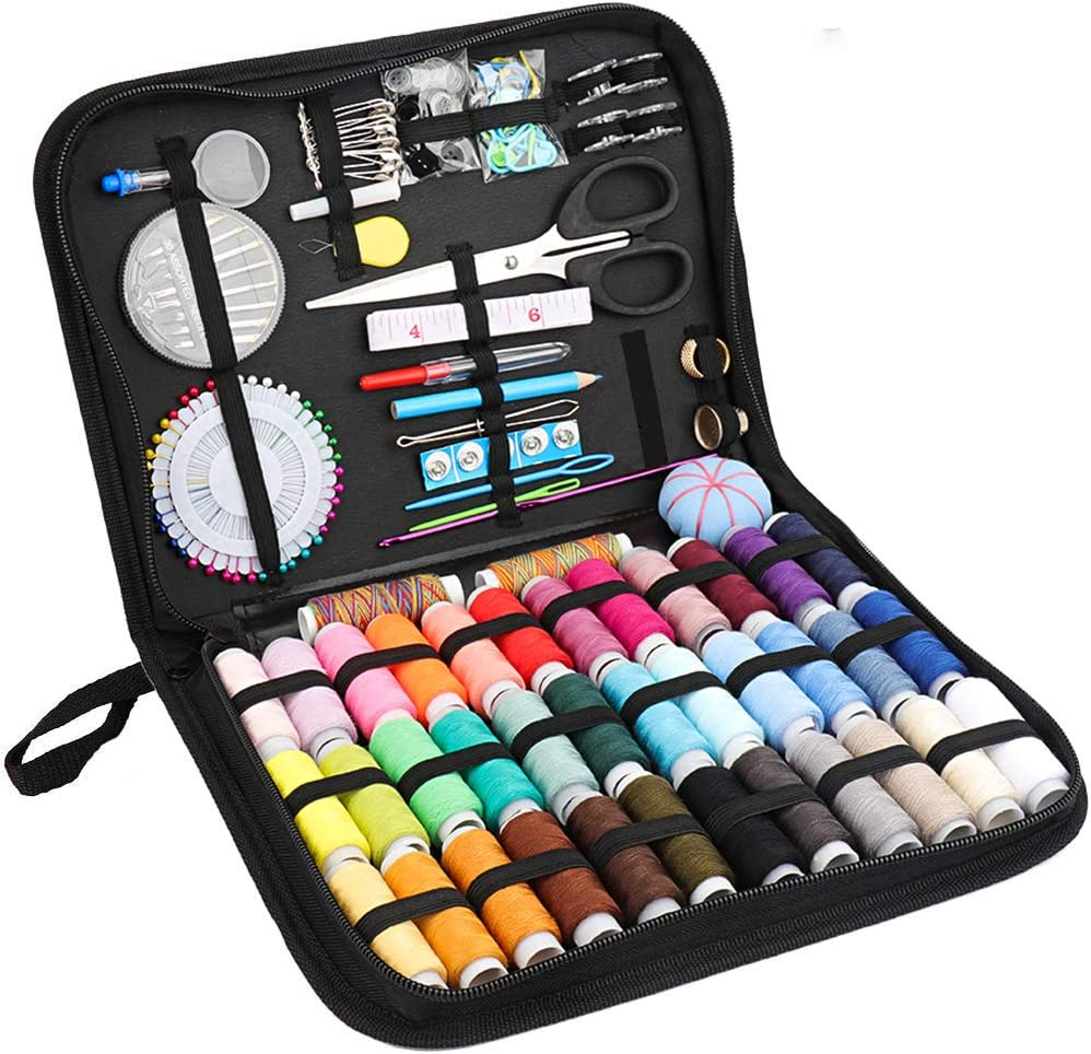 JR.WHITE Choice Sewing Kits for Adults Students Travele Kids Free shipping on posting reviews College