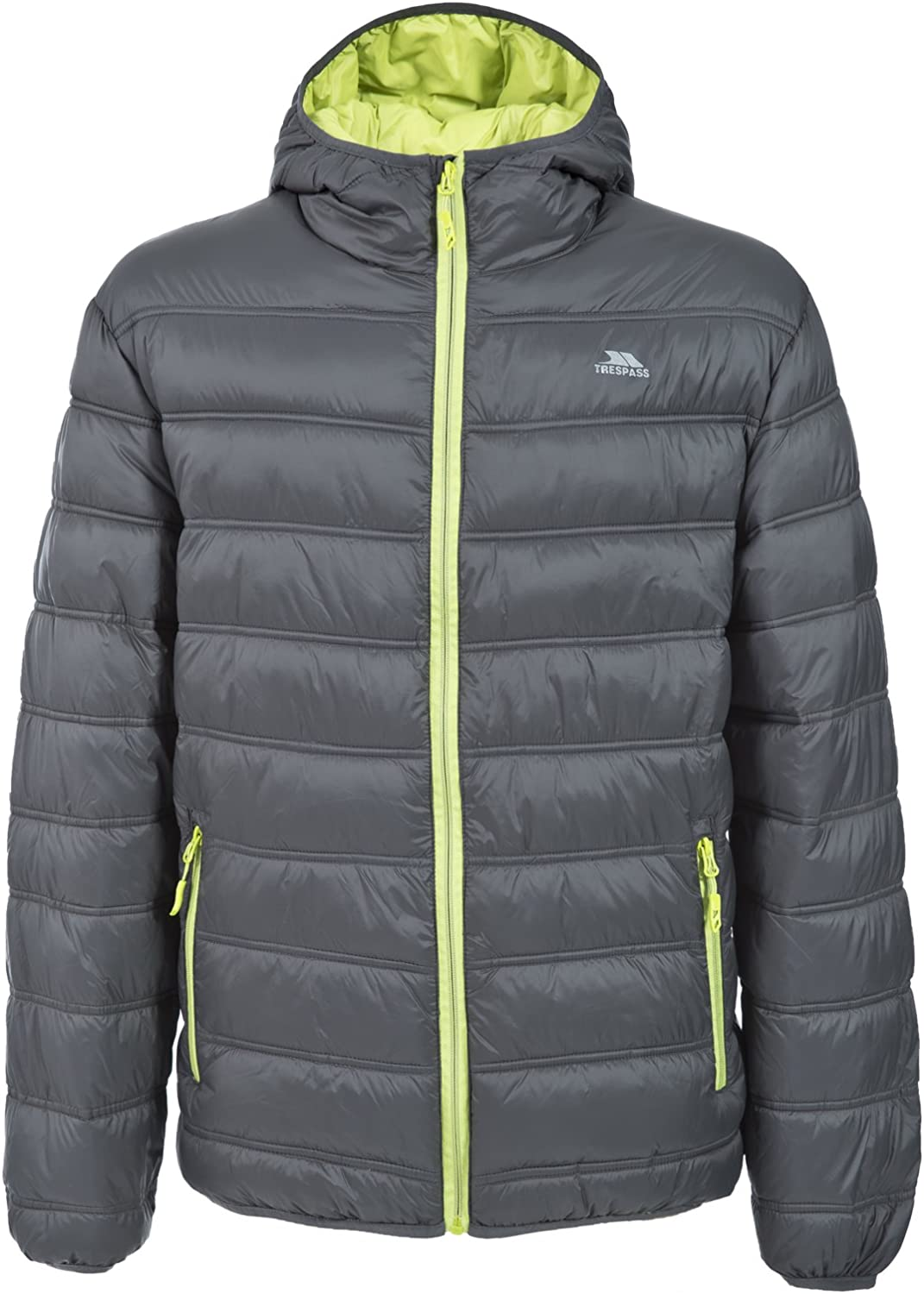 Trespass Irrate Mens Padded Casual Jacket Warm Lined Winter Coat