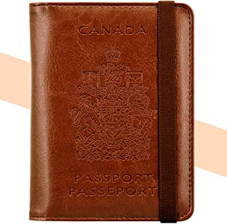 Toy Story Leather Passport Holder Wallet Cover Unisex Passport Cover 6.5 x 4.5 Inch
