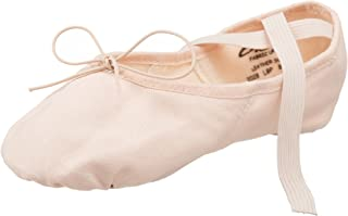 Capezio Women's 2028 Canvas Juliet Ballet Shoe