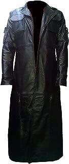 Men's The Punisher Frank Castle Thomas Jane Leather Trench Coat