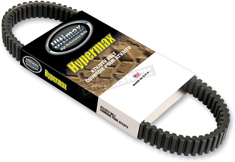 Ultimax Hypermax Branded goods Belt Fits 2004 Prairie 4x4 KVF700 Milwaukee Mall Kawasaki