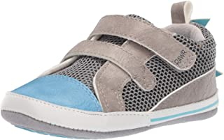 Ro + Me by Robeez Kids' Dinosaur Sneaker Crib Shoe