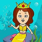 Tizi Town - My Underwater Mermaid Games for Kids