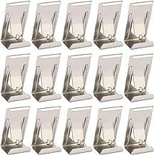 Ankerpunt 100 stks/set foto fotolijst clip foto hangers foto hangende haken voor fotolijst opknoping (zilver) Veelgebruikt...