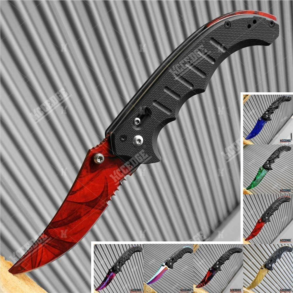 KCCEDGE BEST CUTLERY Tulsa Mall SOURCE EDC Pocket Camping Selling and selling Knife Accessories