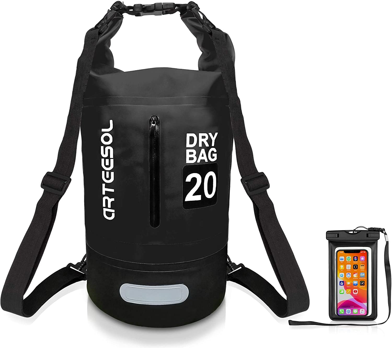 arteesol Waterproof Popular products Dry Bag Popularity 10L 5L Floating Backpack