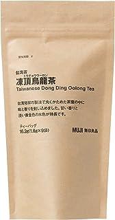 無印良品 台湾茶 凍頂烏龍茶 16.2g(1.8g×9袋) 44099445