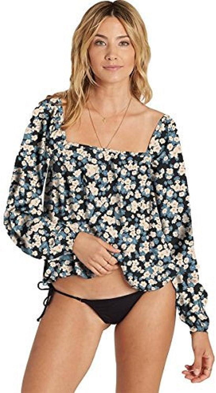 Billabong Women's Spring Days Top Max 89% OFF Award-winning store
