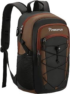 Piscifun Insulated Cooler Backpack, Leakproof Lightweight Cooler Bag, Soft Backpack Cooler for Men and Women Bag Cooler fo...