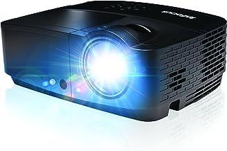 InFocus IN2126x WXGA Network Projector, 4200 Lumens, HDMI, 4GB Internal Memory, Wireless-Ready