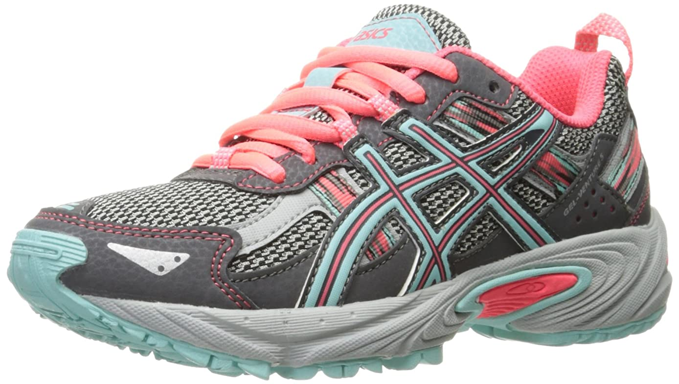 ASICS Kids' Gel-Venture 5 Gs Running Shoe