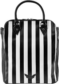 Killstar Handtasche Lines
