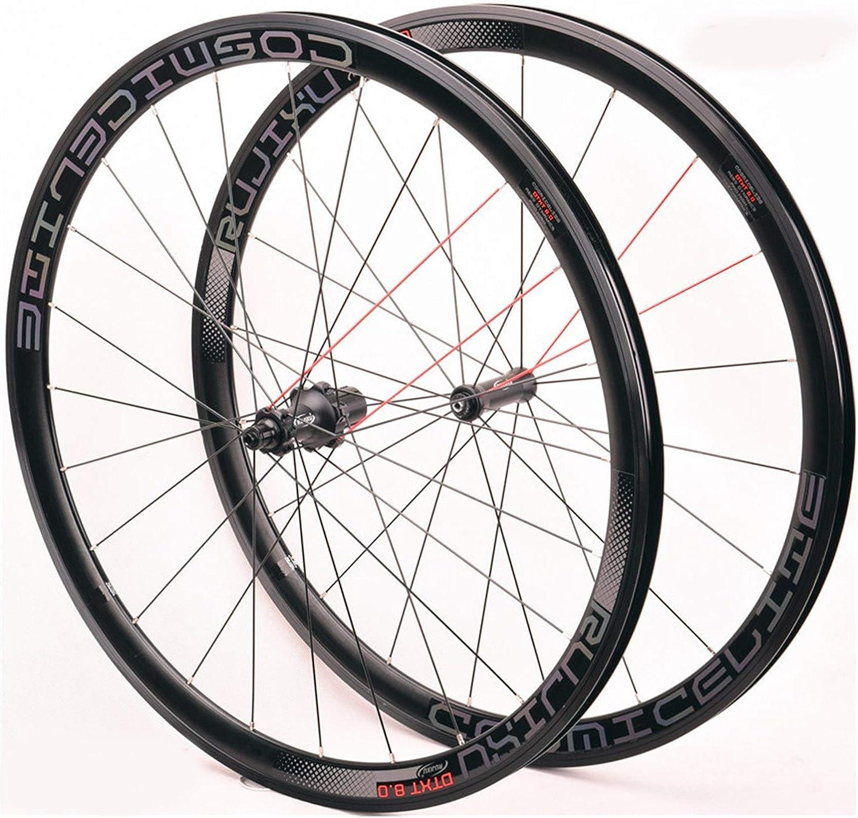ZNND 700c Road Bike Wheelset 2 Aluminum Bi gift Ranking TOP1 Pcs Ultra-Light Alloy