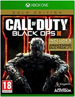 Call of Duty Black OPS III 3 Gold Edition (Xbox One)