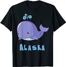 Alaska whale watching funny diy gift t-shirt men women kids
