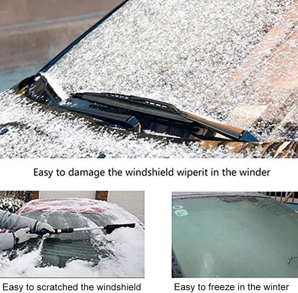 Neve Ghiacciata Austinstore Copertura di Protezione Automatica per Parabrezza Posteriore per Parabrezza per Auto Ghiaccio Invernale