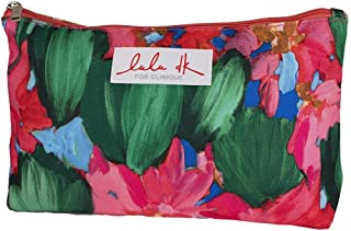 Clinique Cosmetic Makeup Bag Lulu DK Autumn 2015 Limited Edition