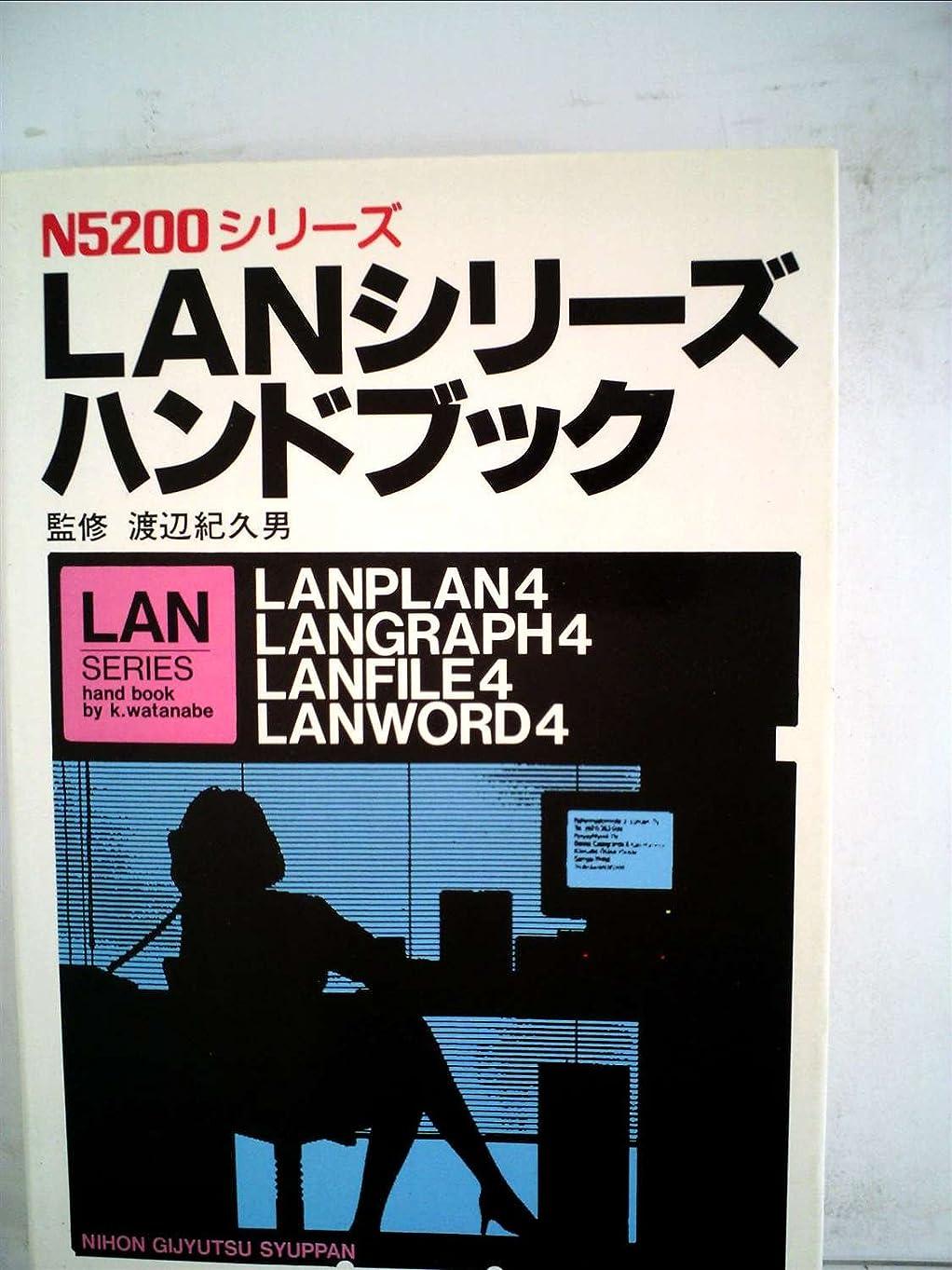マカダムジョガースラッシュN5200ハンドブック―LANシリーズ,BASIC,ユーティリティ活用の手引 N5200モデ入 (1985年)