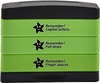 Trodat 3-in-1 Teacher Stamp For Marking Children's Schoolwork And Homework Grammar – Version 1