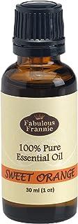 Sweet Orange Pure Essential Oil Therapeutic Grade - 30 ml