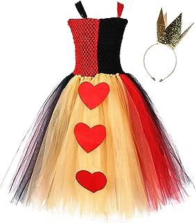 Best queen of hearts ballet costume Reviews