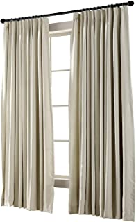 Best semi sheer pinch pleated drapes Reviews