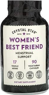 Crystal Star Women's Best Friend, 90 Vegetarian Capsules