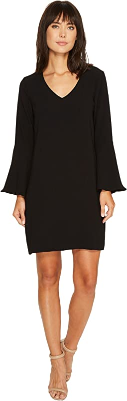 Karen Kane - Madeline Bell Sleeve Dress