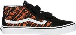 (Animal Checkerboard) Tiger/Black