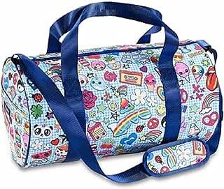 Top Trenz Duffle Bags (GINGHAM)