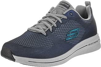 Skechers Men's Burst 2.0 Debore Navy/Grey Shoe