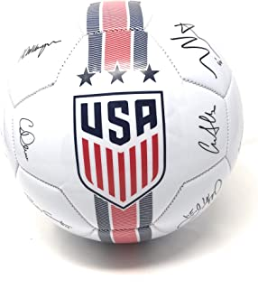 USA Soccer Ball Size 5 Signature Official Licensed USWNT...