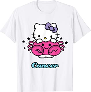Zodiac Cancer Tee Shirt